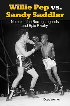 Willie Pep vs. Sandy Saddler
